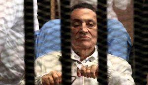 Mantan Diktator Mesir, Husni Mubarak Dibebaskan