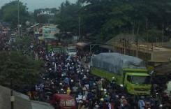 Tuntut Upah Naik, Buruh Tangerang Mogok Daerah