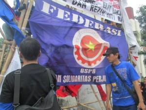 gspb gabungan solidaritas perjuangan buruh