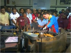 buruh venezuela