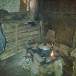 dapur rumah busrin
