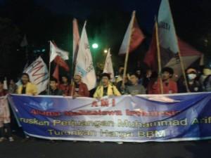 aksi AMI teruskan perjuangan Arif
