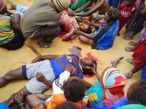 sadis, rakyat papua tewas ditembak