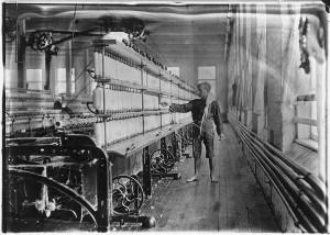buruh anak revolusi industri