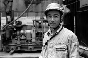 pekerja konstruksi jepang