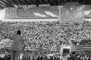 sukarno pidato may day 1965