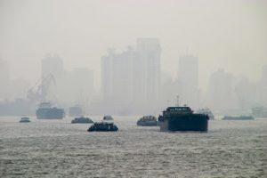 Atasi Kabut Asap , 2.000 Pabrik Di Tiongkok Diminta Hentikan Operasi