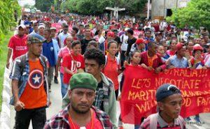 PPRI Bersolidaritas untuk Timor Leste