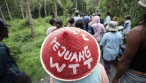 Peraturan Baru MA Alat Penguasa  Merampas Tanah