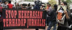 Polisi Urutan Kedua Lakukan Kekerasan Terhadap Jurnalis