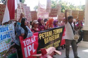 Lagi, Aparat Represi Petani Kulonprogo