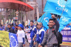 Hasil Mediasi Tak Jamin Hak Buruh PT Beesco Indonesia