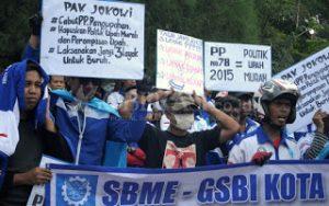 Buruh Desak Pemerintah Cabut PP Pengupahan Sesuai Rekomendasi DPR RI
