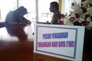 LBH Yogyakarta Buka Posko Pengaduan Pelanggaran THR