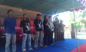 Petani Kulon Progo Bersolidaritas untuk Mahasiswa Papua