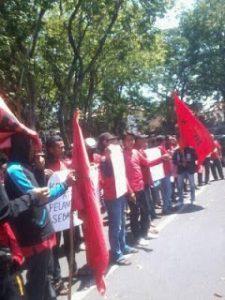KPGM  Protes Adanya Pungli di Sekolah