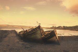 Kapal Pengangkut TKI Tenggelam
