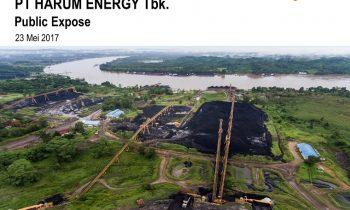 PT Harum Energy Tbk