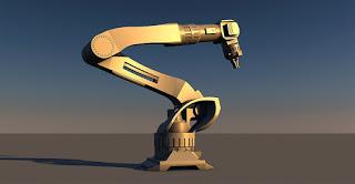 Jutaan Pekerja di Inggris Terancam Digantikan oleh Robot