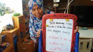 Dukungan Mengalir untuk Buruh Pabrik AICE