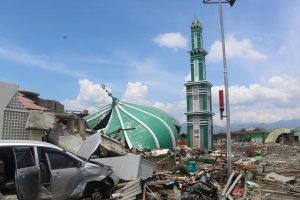 Mencari Adik Saya di Kampus yang Tersapu Tsunami