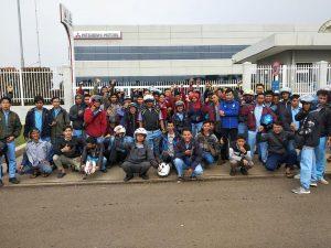 Penggunaan Outsourcing di Gudang MITSUBISHI Terbukti Langgar Undang-Undang