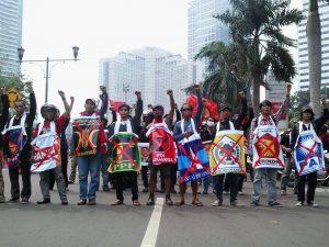KSPI Tak Kompak Dukung Prabowo, Sebagian Buruh Pilih Golput
