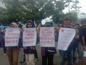 Komite Aksi May Day Soroti Penindasan Rakyat di Maluku Utara