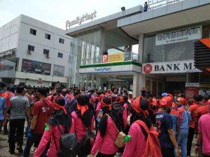 PT FMI FamilyMart Tidak Penuhi Lima Kali Panggilan, KSPB Pertanyakan Wibawa Pengawas