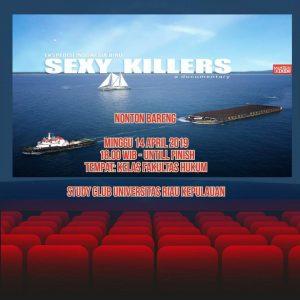 Setelah Menonton Sexy Killers: Semua Capres Sama Saja