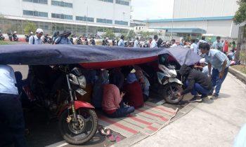 PBHI Jakarta Dampingi Buruh PT HRS Indonesia