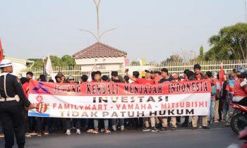 Pengusah Lapor Pakai UU ITE, Buruh Trimitra Menangkan Anjuran Disnaker