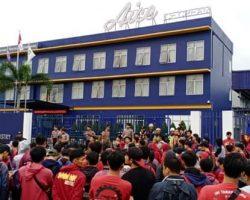 Kelas Pekerja Jerman Dukung Mogok Kerja Buruh AICE