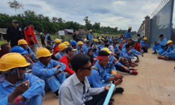 120 Buruh PLTU Sumsel Mogok Kerja
