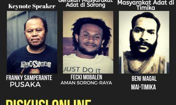 Buruh dan Masyarakat Adat Papua Turut Dirugikan Omnibus Law
